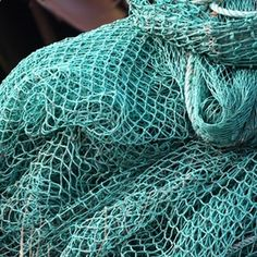 Instead of buying commercial fishing nets, you can make your own fishing nets customized to your needs.