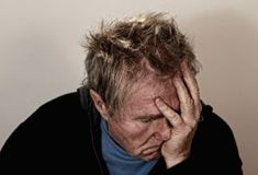 In a new study, researchers found that that depression symptoms in healthy older people who have brain amyloid, a biological marker of Alzheimer's, could trigger changes in memory and thinking over time. Endocannabinoid System, Burn Out, Headache Relief, Migraine Headache, Pain Relief, Tension Headache, Stress Management, Spirituality, Fibromyalgia