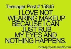 Almost too true