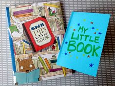 Open This Little Book Activity - I also like the idea of doing a wordless picture book for storytime, accompanied by music.