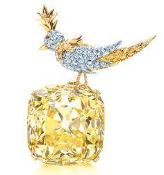 Tiffany Diamond: Schlumberger's Bird on a Rock