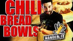 Chili Bread Bowls - Handle It