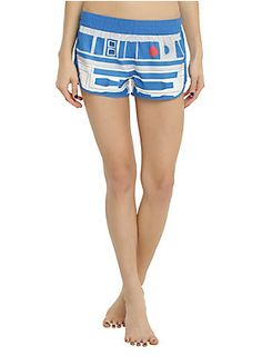 <p>Beep Boop Boop Beep</p>  <p>In need of some swim shorts? This IS the droid you're looking for! Swim shorts from <i>Star Wars</i> with an R2-D2 design and elastic waistband.</p>  <ul> 	<li>100% polyester</li> 	<li>Hand wash cold; line dry</li> 	<li>Imported</li> 	<li>Listed in junior sizes</li> </ul>