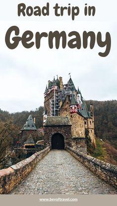 European Road Trip, Road Trip Europe, Europe Travel Guide, European Vacation, European Travel, Germany Destinations, Travel Destinations, Road Trip Hacks, Road Trips