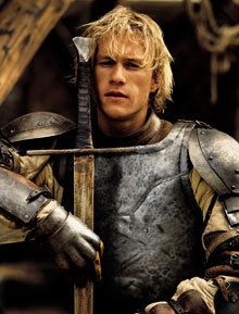 Heath Ledger as William - a-knights-tale photo