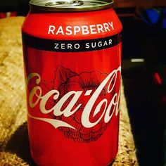 I finally found it in Asda! Bought some to try out but I bet there lush! Dr Pepper Can, Asda, Coke, Coca Cola, Lush, Raspberry, Zero, Canning, Twitter