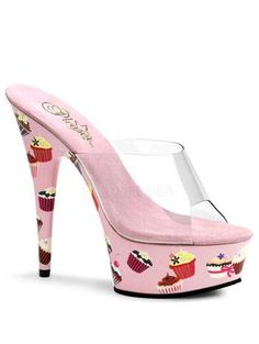 Pleaser Cupcake shoes