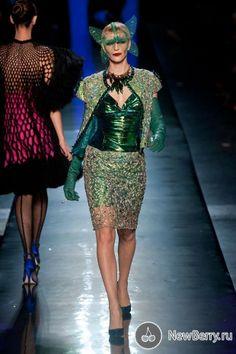 Jean Paul Gaultier S/S 2014 Couture
