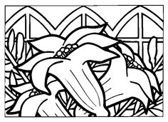 printable sunrise coloring pages - photo#38
