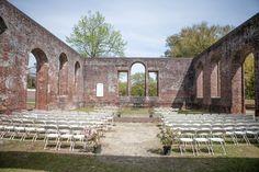 Brunswick town historic site, near Wilmington NC