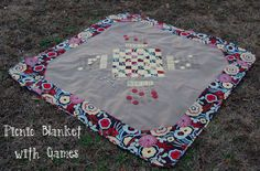 picnic blanket games