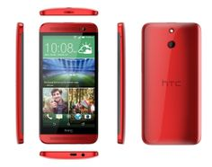 HTC introduces a plastic version of its flagship One phone | The Verge