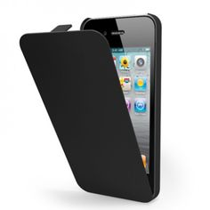 Funda iPhone 5 - Negro - Muvit Slim