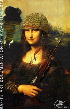 Raffi Sarki - Syrian Artist