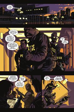 Preview: Graveyard Shift #1, Page 1 of 3 - Comic Book Resources