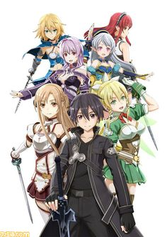 SAO Lost Song...I forgot that it came out last year lol....I need it