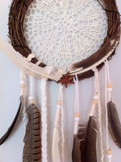 Rustic Dream Catcher | $65
