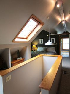Over 30 Different  Attic Design Ideas. http://www.pinterest.com/njestates1/attic-design-ideas/ …