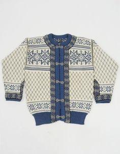Vintage 80s Dale of Norway Womens Wool Norwegian Knit Cardigan Ski Sweater | eBay