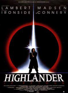 highlander le retour   Affiche de Highlander Le retour - Cinéma Passion