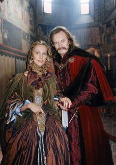 Medieval Costume, Folk Costume, My Past Life, Cinema Theatre, Period Outfit, Drama Film, Movie Costumes, Movie Stars, Poland