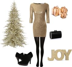 Fashion Friday-Christmas Party