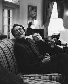 Josh Lyman & Leo McGarry - The West Wing