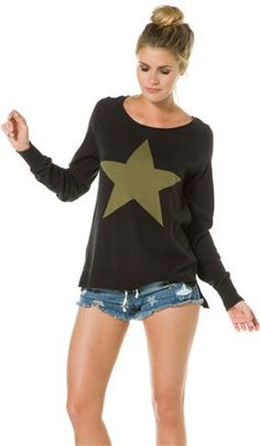 BILLABONG SHOW IN OFF PULLOVER SWEATER