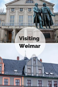 A visit to the charming and complex town of Weimar, Germany is full of history and culture | Travel Addicts