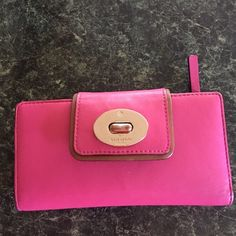KATE SPADE WALLET Authentic !!!!! Good used condition---purchased from nordstroms kate spade Bags Wallets