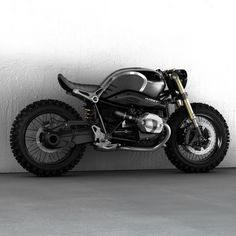 BMW R Nine T custom with solo seat & custom subframe, clip on handlebars Custom Bmw, Custom Cafe Racer, Bmw Cafe Racer, Custom Bikes, Moto Cafe, Cafe Bike, Motos Bmw, Cool Motorcycles, Motorcycle Design