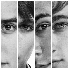 Repin if you can tell who's who just by their eyes <3