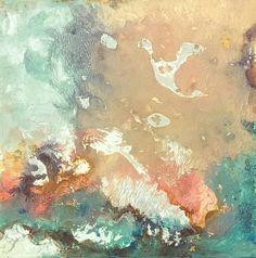Acryl, 50x50, Melanie Geis