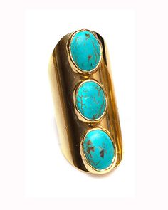 Turquoise Jonell Ring - JewelMint