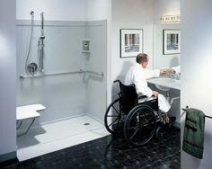 Hospital Shower
