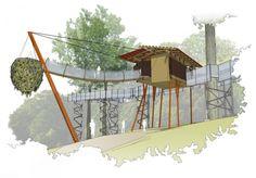 Morris Arboretum Tree Adventure / Metcalfe Architecture & Design