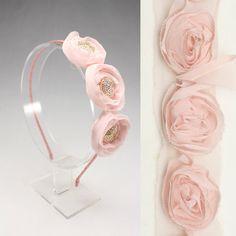 Flower Trim Lace for Women baby girls Hair Clip, Hair Accessories, Headband, Clothing, Dress, Bag / Annielov Trim Lace 28 - 1 yard (90cm)