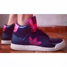 Pink Adidas  Fashion girl