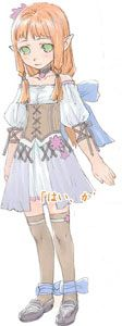 Cecilia Rune Factory 2