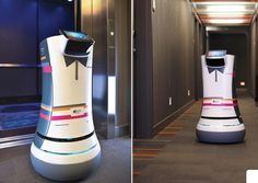 Starwood's hotels of the future: robot butlers, smart mirrors, VR bikes...  http://www.travelandleisure.com/slideshows/hotel-technology-starwood-robot-butlers/3… via @Competia