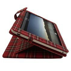 Give your iPad the ultimate in luxury carrying cases with the Tartan iPad Pro Case - iPad Pro Case - Tartan