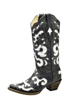 corral-antique-black-white-inlay-cowgirl-boots-800x1200.jpg (800×1200)