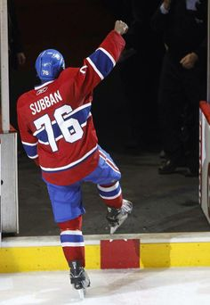 P.K. Subban Hockey Teams, Hockey Players, Ice Hockey, Montreal Canadiens, American Sports, Pittsburgh Penguins, Nhl, All Star, Black Men