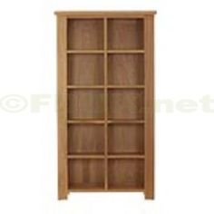 The Wooden Furniture Store's Aston Oak DVD and CD storage unit is a great storage solution for the living room. Dvd Storage Units, Cd Storage, Wooden Display Cabinets, Corner Display Cabinet, Dining Room Furniture Sets, Wooden Furniture, Oak Cupboard, Furniture Direct, Solid Oak