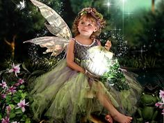 Free Photoshop Tutorials On How To Edit Fairy Composites