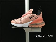 33bbe7b925 AH6789-600 Nike Air Max 270 New Colorways Overseas Heel Half-palm As Mesh  Jogging Shoes Women Shoes Online