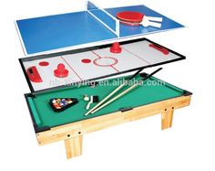 4 In One Game Table   Google Search