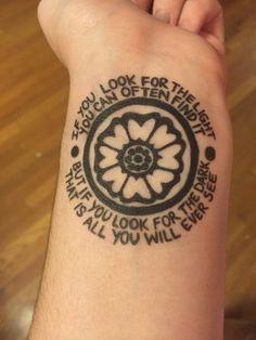 white lotus tile tattoo-Avatar