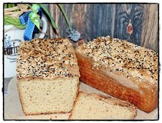 Sin Gluten, Gluten Free, Fodmap, Low Carb, Bread, Food, Millet Recipes, Gluten Free Recipes, Flourless Bread
