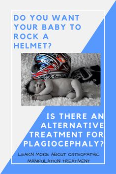 Baby helmets are commonly used to treat plagiocephaly, or when a baby has a flat head. Many parents feel guilty for the condition, even if they were protecting their baby by placing him or her on their back to sleep for safety's sake. But, there is an alternative to having your baby wear a helmet. Learn more about osteopathic manipulation treatment and the care provided by Dr. Payel Banik of Osteopathic Healing Hands in Houston, Texas.